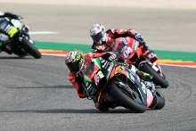 Aleix Espargaro: I hate to overtake Dovi like that