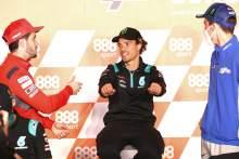 Franco Morbidelli Europa MotoGP. 5 November 2020