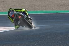 Valentino Rossi European MotoGP 7 November 2020