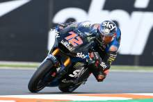 Marco Bezzecchi, Moto2, European MotoGP, 7 November 2020