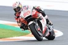 Takaaki Nakagami, European MotoGP, 07 November 2020