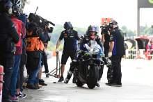 Maverick Vinales, European MotoGP, 07 November 2020