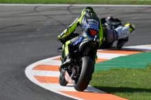 Valentino Rossi DNF, European MotoGP race, 8 November 2020