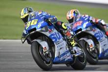 Joan Mir, European MotoGP race, 8 November 2020