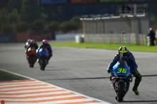 Joan Mir MotoGP race, European MotoGP. 8 November 2020