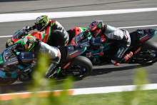 Fabio Quartararo , European MotoGP race, 08 November 2020