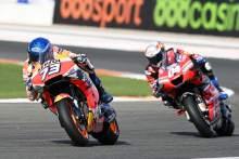 Alex Marquez, European MotoGP race, 08 November 2020