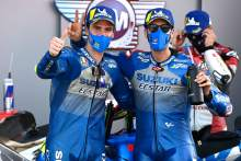Joan Mir, Alex Rins, European MotoGP race, 08 November 2020