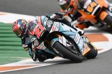 Moto2 Valencia, Ricardo Tormo - Free Practice (2) Results