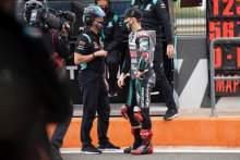 Quartararo: We pushed to get Factory bike, wasn't correct choice