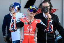 """""""I had a plan to pass on final lap and ride into the sunset…"""" - Jack Miller"""