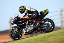 Zarco powers to top spot in closely-matched Portimao FP2