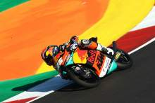 Raul Fernandez, Moto3, Portugal MotoGP, 20 November 2020