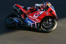 Jack Miller heads up final free practice for Portuguese MotoGP