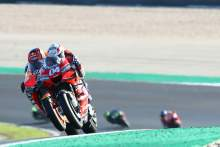 Bradl 'born on the prototypes', happy as HRC test rider