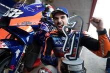 Oliveira: 'Relaxing' to know bike can win, but taking 'nothing for granted'