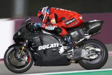 Michael Pirro, Qatar MotoGP test, 5 March 2021