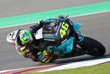 Valentino Rossi , Qatar MotoGP test, 6 March 2021