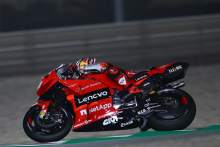 2021 Qatar MotoGP test times, Losail - Sunday (7pm)