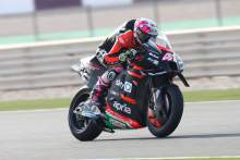 Aleix Espargaro Qatar MotoGP test, 6 March 2021