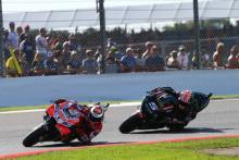 Zarco studying Lorenzo's Ducati 'evolution'