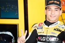 Juanfran Guevara retires from racing aged 22