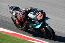 Fabio Quartararo on top in Catalunya MotoGP FP3, Andrea Dovizioso misses Q2 cut