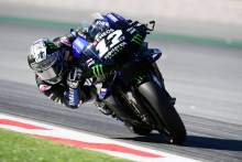 Maverick Vinales, Catalunya MotoGP. 24 September 2020