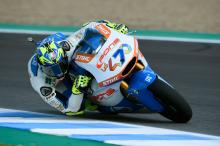 Moto2 Spain - Qualifying Results
