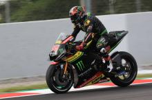 Braking change, one second faster for Syahrin