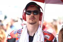 Lorenzo: Treble a tall order but we can be competitive