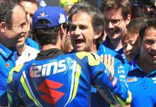 CONFIRMED: Davide Brivio leaves Suzuki MotoGP ahead of F1 switch