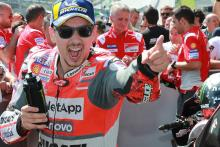 Jorge Lorenzo reveals Ducati negotiations for 2021 MotoGP are underway