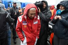 Ducati questions rider meeting communication