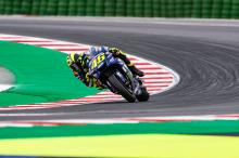 Rossi 'pushed for Folger', difficult Friday