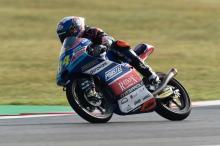 Moto3 Aragon - Free Practice (1) Results