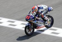 Moto3 Thailand - Race Results