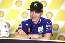 Pressure has eased after long-overdue win, says Vinales