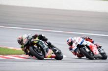 Emotional Syahrin hails 'best weekend of career' in home MotoGP debut