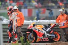 Marquez: My biggest mistake of the season