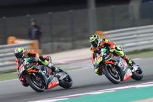 Aprilia wait on Iannone verdict