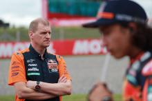 Ajo to stay in Moto2, Moto3 with Red Bull KTM links