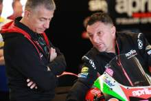 MotoGP team boss Fausto Gresini 'making progress, long path ahead'