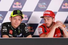 'Charisma, talent' - MotoGP riders share Senna memories
