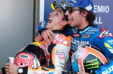 Rins: After Brno clash, I knew Marquez considered me a rival