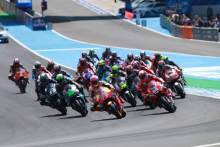 Updated MotoGP calendar after flyaways cancelled