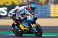 Moto2 Le Mans: Marquez breaks away for dominant win