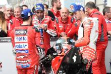 Ducati: Four GP20 bikes gives fair, positive competition