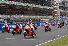 June 'fallback date' for French MotoGP