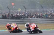Cuaca mengkhawatirkan, tetapi Jack Miller dari Ducati 'menyukai' Le Mans